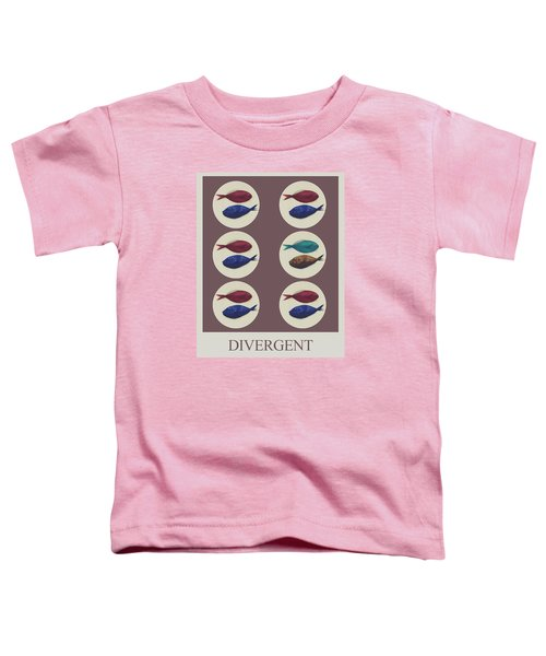 Divergent Toddler T-Shirt
