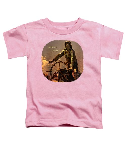 Down To The Sea 2 Toddler T-Shirt