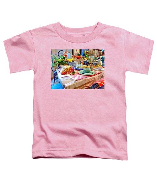 Downtown Greenville Toddler T-Shirt