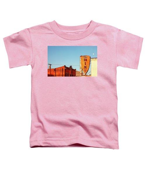 Downtown White Sulphur Springs Toddler T-Shirt