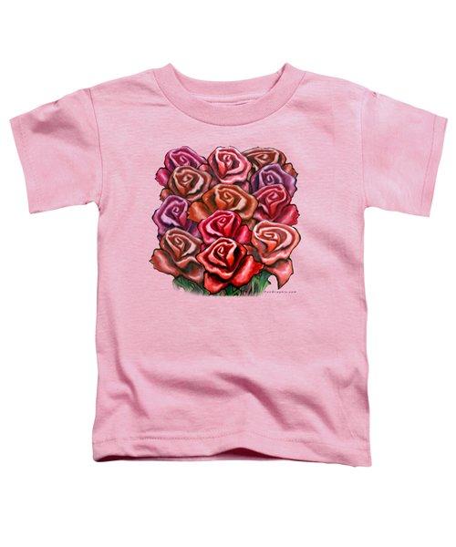 Dozen Roses Toddler T-Shirt