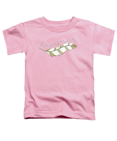 Dreamer Toddler T-Shirt