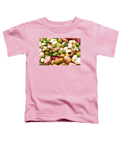 Dried Legumes And Cereals Toddler T-Shirt