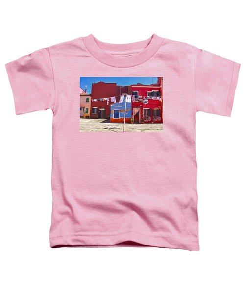 Drying Time Toddler T-Shirt