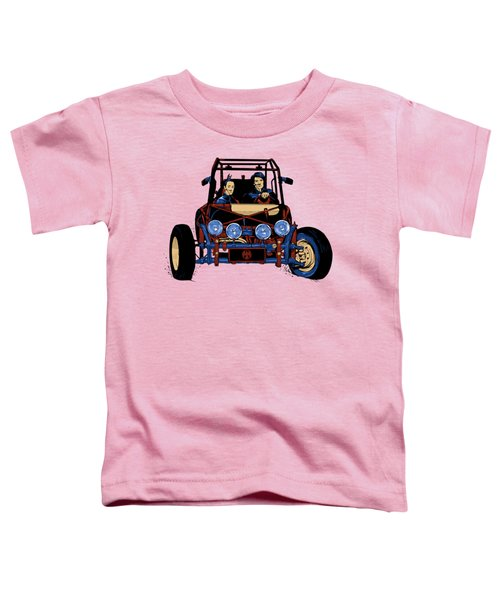 Dune Buggy  Toddler T-Shirt