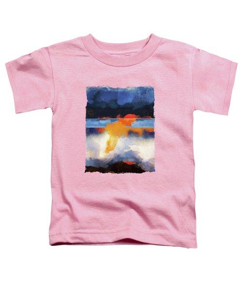 Dusk Reflection Toddler T-Shirt