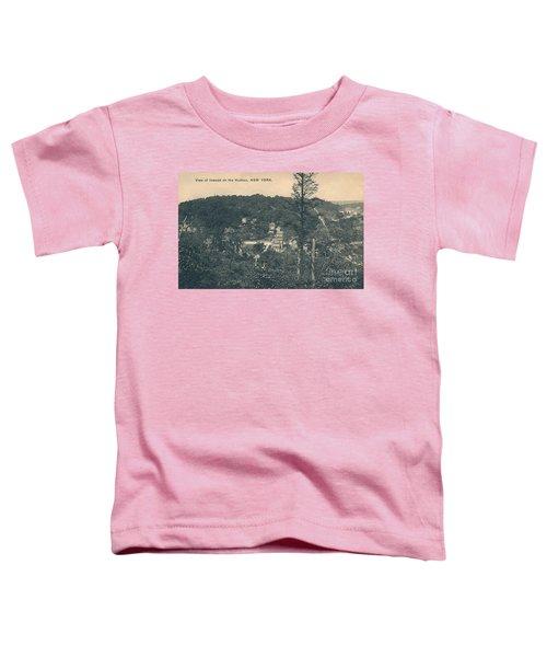 Dyckman Street At Turn Of The Century Toddler T-Shirt