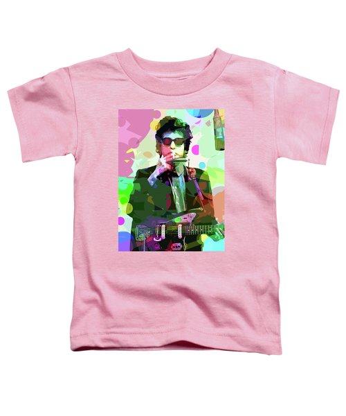 Dylan In Studio Toddler T-Shirt