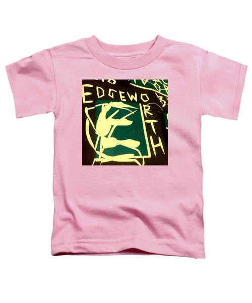 E Cd Cover Art Toddler T-Shirt