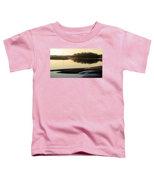 Early Morning Reflections  Toddler T-Shirt