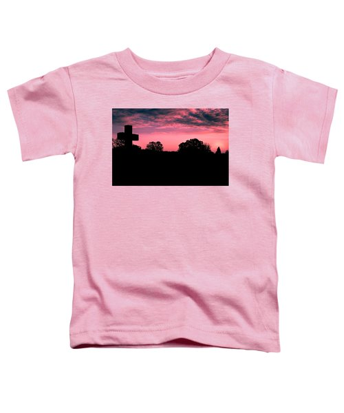 Early On The Hill Toddler T-Shirt