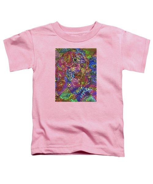 Earth Goddess Toddler T-Shirt