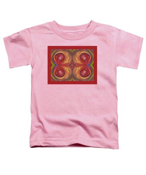 Earth Storm Quad Toddler T-Shirt