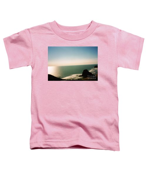 East Coastline In New Zealand Toddler T-Shirt