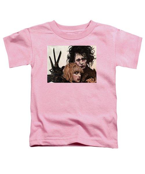 Edward And Kim Toddler T-Shirt