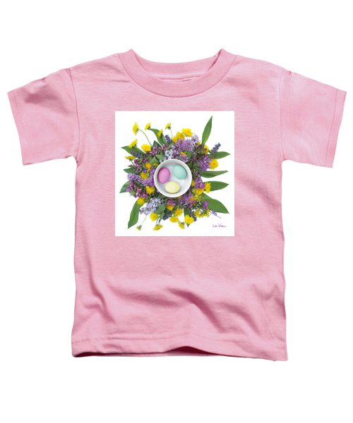 Eggs In A Bowl Toddler T-Shirt