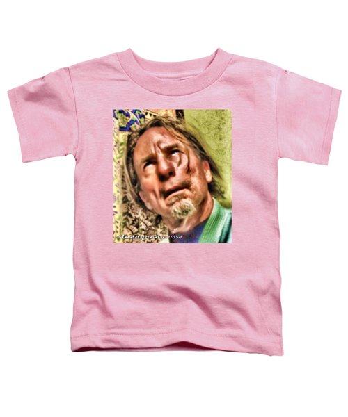 Ego As Tormentor Toddler T-Shirt