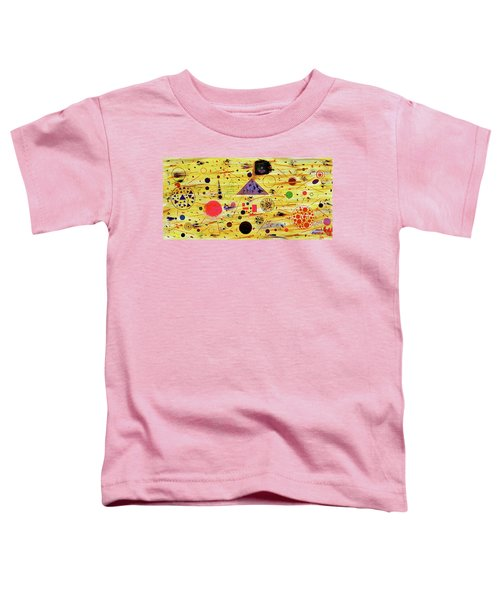 Egyptian Sunrise Toddler T-Shirt