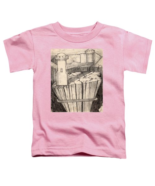 Elevator To Heaven Toddler T-Shirt