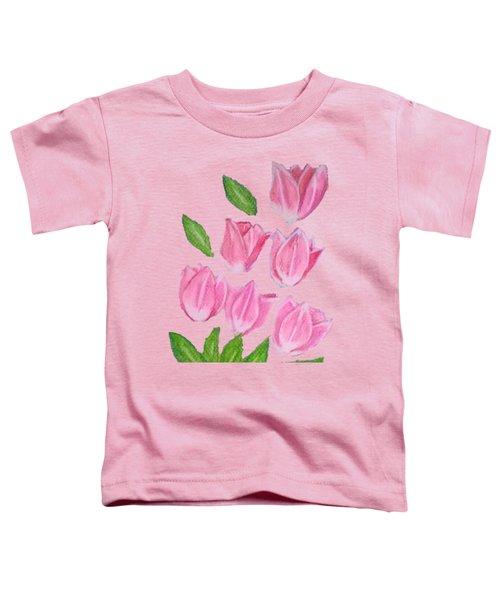 Elite Tulips Toddler T-Shirt
