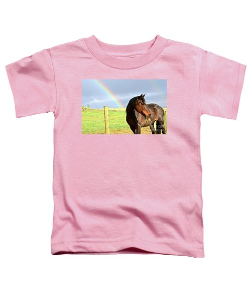 Ella And The Rainbows Toddler T-Shirt