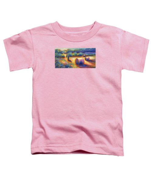 End Of A Well Spent Day Toddler T-Shirt