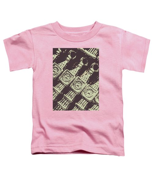 England Tourism Past Toddler T-Shirt