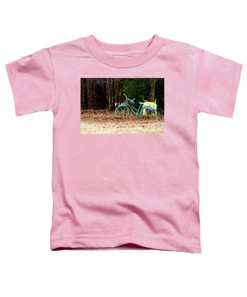 Enjoy The Adventure Toddler T-Shirt