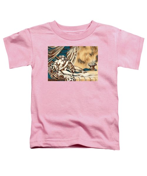 Erotic Abstract Five Toddler T-Shirt