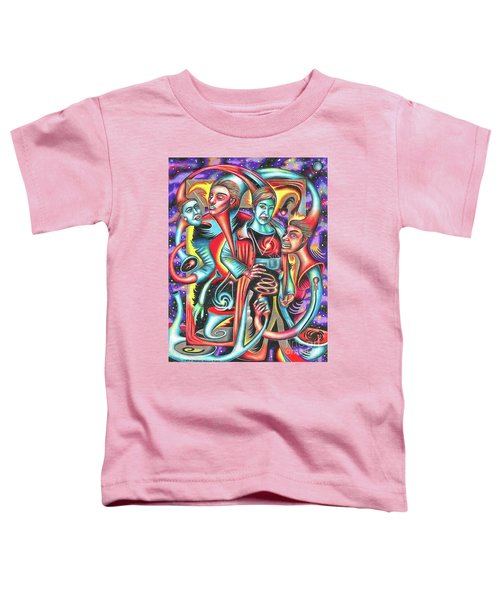 Eternal Discord Of Entwined Temptations Toddler T-Shirt