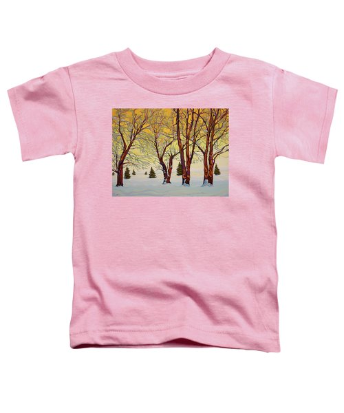 Euphoric Treequility Toddler T-Shirt