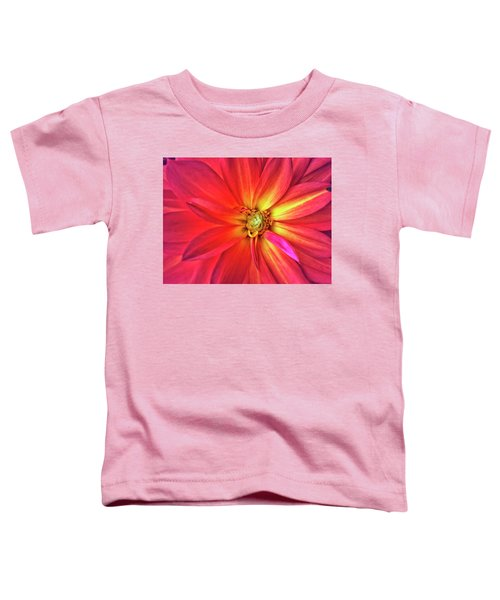 Eye Of The Storm Toddler T-Shirt