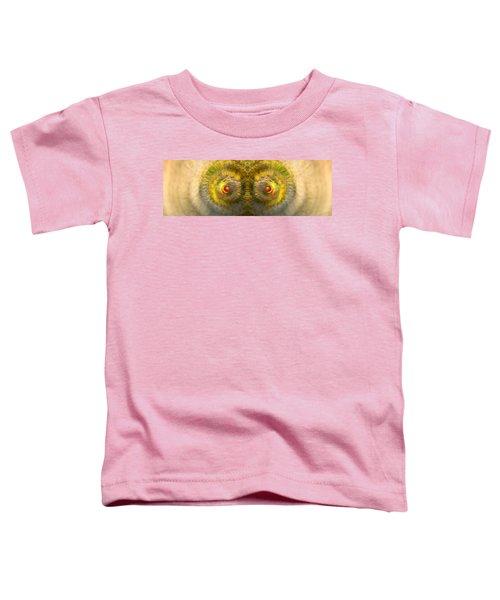 Eyes Of The Garden-1 Toddler T-Shirt
