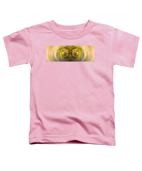 Eyes Of The Garden-1 Toddler T-Shirt