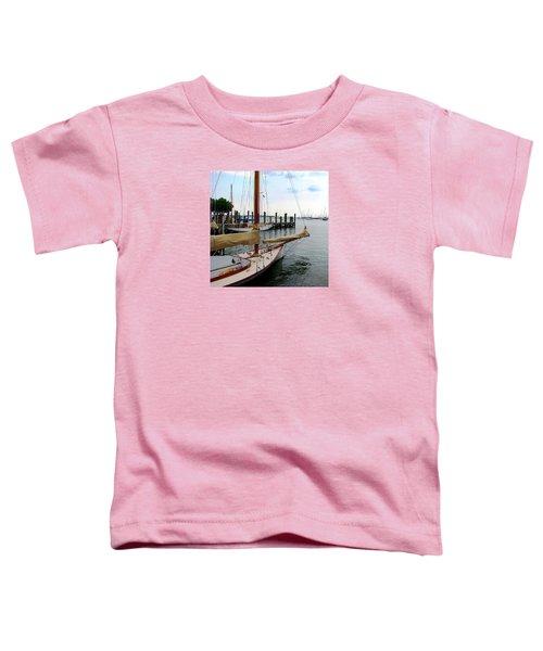 Fair Weather Annapolis  Toddler T-Shirt