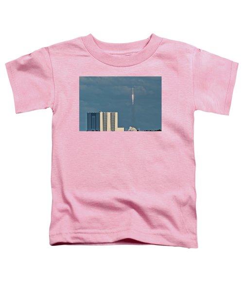 Falcon 9 Launch Toddler T-Shirt