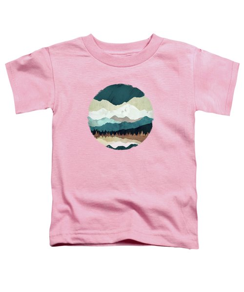 Fall Forest Night Toddler T-Shirt