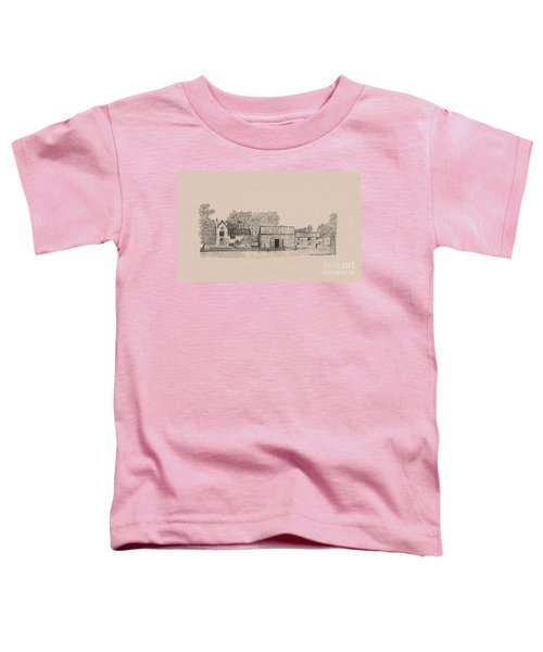 Farm Dwellings Toddler T-Shirt