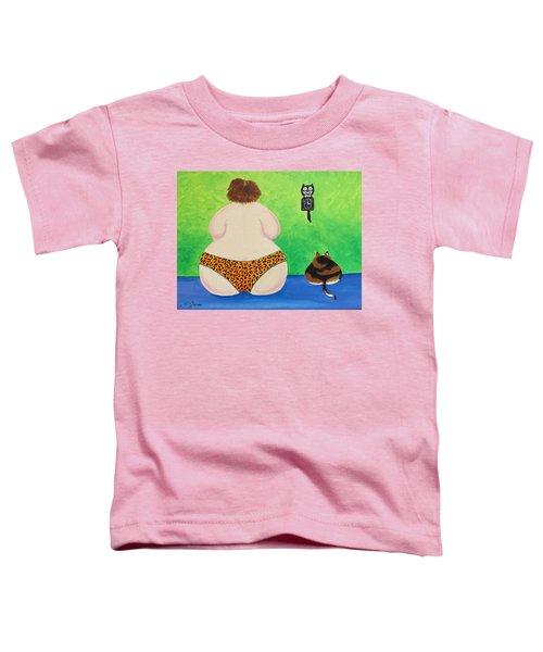 Fat Cats Toddler T-Shirt