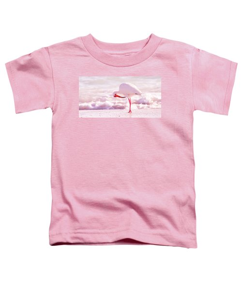 Feather Out Of Place Toddler T-Shirt