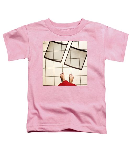 Feet Around The World #28 Toddler T-Shirt