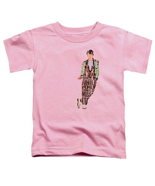Ferris Bueller's Day Off Toddler T-Shirt