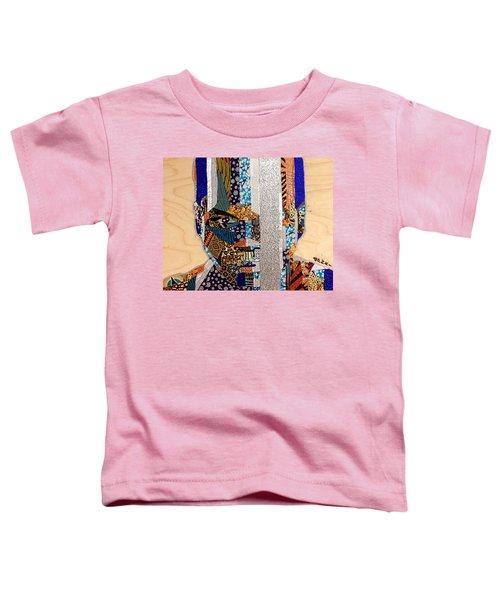 Finn Star Wars Awakens Afrofuturist  Toddler T-Shirt