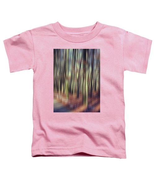 First Light Of Spring Toddler T-Shirt