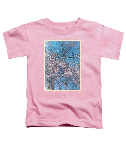 First Snow At Dawn Toddler T-Shirt