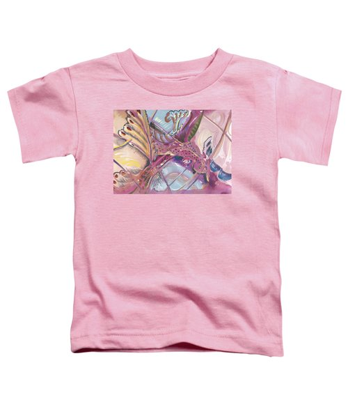 Fish Feathers Toddler T-Shirt