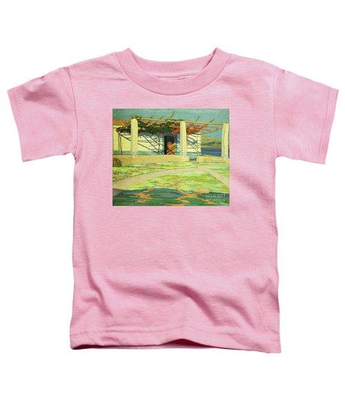Fisherman's House, Puerta Pollensa Toddler T-Shirt