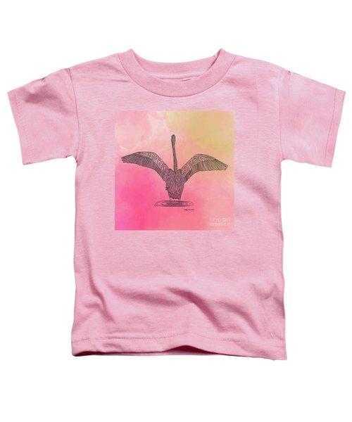 Flamingo2 Toddler T-Shirt