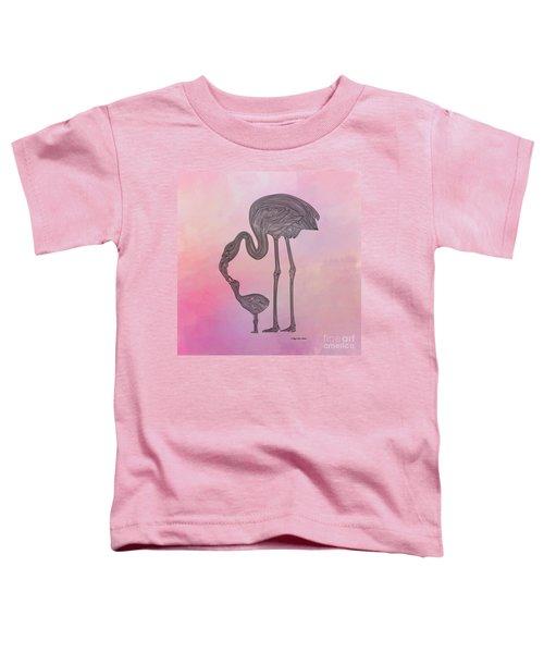 Flamingo6 Toddler T-Shirt