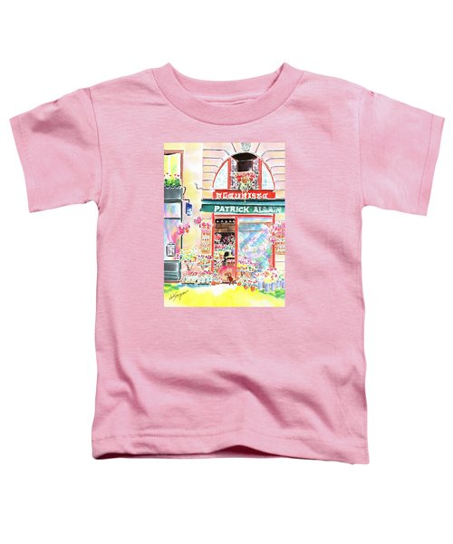 Florist In Ile St.louis Toddler T-Shirt